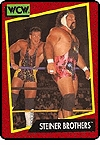 World Championship Wrestling Trading Cards