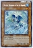 Yugioh: Blizzed, Defender of the Ice Barrier (SCR) HA01-EN001 (Limited Edition)