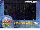 DC HeroClix: Legion of Super Heroes Starter Game (9 minis)