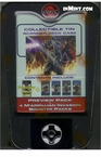 Chaotic: 2009 Collectible Tin and Scanner Deck Case - Black