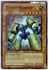 Yugioh: Turret Warrior (SR) CRMS-EN001 (1st Edition)