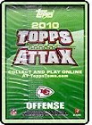 NFL Topps Attax Football Card Game