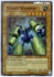 Yugioh: Turret Warrior (SR) CRMS-EN001 (Unlimited Edition)