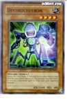 Yugioh: Destructotron (C) TDGS-EN023 (Unlimited Edition)