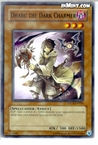 Yugioh: Dharc the Dark Charmer (C) TDGS-EN026 (Unlimited Edition)