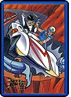 Speed Racer Trading Cards