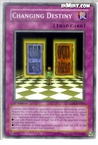 Yugioh: Changing Destiny (C) ABPF-EN063 (1st Edition)
