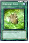 Yugioh: Barkion's Bark (C) STBL-EN052 (1st Edition)