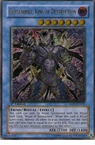 Yugioh: Garlandolf, King of Destruction (UTR) ABPF-EN039 (Unlimited Edition)
