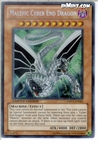 Yugioh: Malefic Cyber End Dragon (SCR) YMP1-EN004 (Limited Edition)