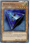 Yugioh: Worm Solid (SR) HA03-EN022 (1st Edition)