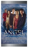 Angel: Season Four Premium Trading Cards Pack (7 cards)