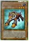 Yugioh: Test Tiger (GUR) GLD2-EN029 (Limited Edition)
