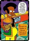 The Simpsons Trading Cards