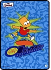 The Simpsons Trading Stickers