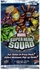 Marvel: Super Hero Squad Trading Cards Pack (4 cards/1 tattoo)