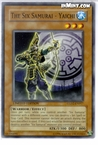 Yugioh: The Six Samurai - Yaichi (C) GLD2-EN017 (Limited Edition)