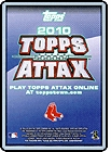 MLB Topps Attax Baseball Card Game