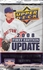 MLB: 2008 Upper Deck First Edition Update Baseball Cards Pack (10 cards)