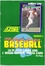 MLB: 1991 Score Series 1 Baseball Cards Sealed Box (36 packs)