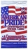 American Pride: Commemorative Trading Stickers Pack (5 stickers)