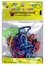 Bandz: Graduation Shaped Rubber Bands Pack (12 bands)
