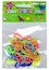 Bandz: Dino Animal Rubber Bands Pack (12 bands)