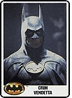 Batman Trading Cards, Stickers, and Books