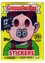Garbage Pail Kids: 12th Series Trading Stickers Wax Pack (5 stickers)