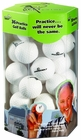 FREE SHIPPING!  P3 Golf Practice Balls by Dave Pelz | 3 Dozen Box