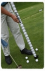 P3 Golf Balls | P3  Almost Golf Balls - 2 Dozen in Practice Stick