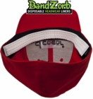 Free Shipping!  BandZorb Hat Saver Headwear Liners X6 Cap Saving Absorbent Liner
