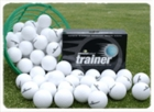 Free Shipping!  P3 Limited Flight Distance Practice Golf Balls  | 10-Pack
