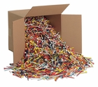 "Ridiculous Size Box of 10,000 2 1/8"" or 2/ 3/4"" Bulk Golf Tees"