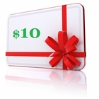 $10.00 Innovagolf Gift Certificate