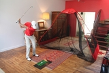 ProAdvanced Net Pop-Up Golf Practice Net Compare to Rukk Net