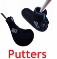 Free Shipping! Putter Headcovers | CoverUpz Putter Covers