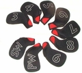 Free Shipping! CoverUpz Neoprene Iron Cover Set | 9 Piece 3-SW