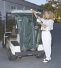 Dry Drop Golf Cart Rain Cover | DryDrop Rain Curtain