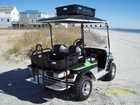 Free Shipping! Utility Box For Golf Carts | Cargo Caddie Golf Cart Utility Box