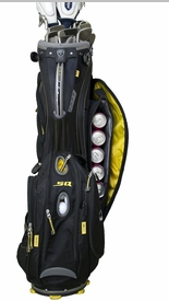 Free Shipping! Bracketron Smuggler Stealth Beverage Cooler Fits In Golf Bag Pocket!