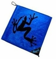 Free Shipping!  Amphibian Wet / Dry Golf Towel AS SEEN ON TV!