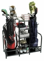Free Shipping!  Golf Organizer | Golf Club Organizer | Golf Equipment Organizer
