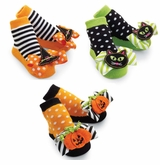 Baby Halloween Socks: Mud Pie Girl's Infant Socks