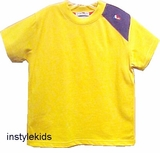 Boys Tee Shirt - Sport Gold Triangle Tee- Infant/Toddler- Unbeatable price!