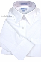 Boys White Shirt - sold out