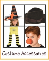 CHILDRENS COSTUME Accessories  - LEOTARDS - WIGS - HATS -  TIGHTS  - Harry Potter