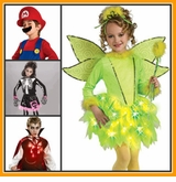 Childrens Costumes 4 -14