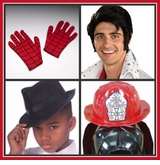 Childrens Hats, WIGS, GLOVES