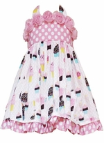 Rare Editions Girls Birthday Dress